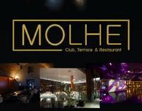 Desdobrável Restaurante MOLHE