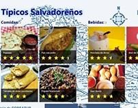 Típicos Salvadoreños - Windows 8