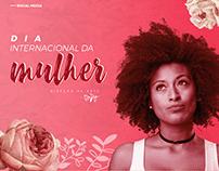 Dia Internacional da Mulher 2020 - Social Media
