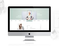 CVitae - Responsive Materialized Resume Intro 3