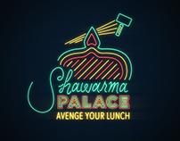 Neon Shawarma