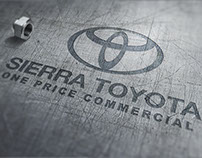 Sierra Toyota Commercial