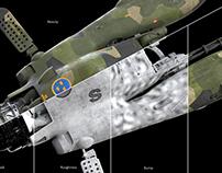 WIP - Maschinen Krieger Falke Fighter