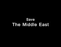 Save The Middle East Manipulation
