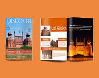 Magazine- Delhi Tourism
