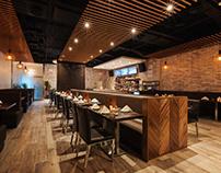 Cocktail & Sushi @ Koku Japanese Sushi Armonk, NY