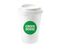 Ребрендинг Green House