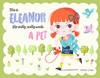 Children's book Illustration/Pet Problems