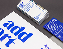 addart - corporate design
