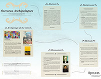 Overseas Archipelagoes Aresty Research Poster