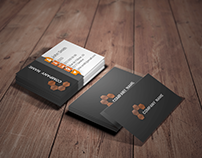 Carte Visite Entreprise