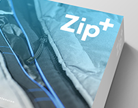 Zip+ Product Design & Packaging
