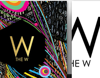 THE W | Business Cards