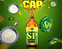 SP - Under the Cap Campaign CGI and Retouch