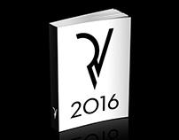 Capas de livros - 2016