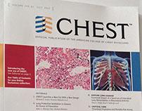 CHEST Journal Redesign