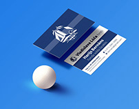 Business card design: Vladislava Luoča fonds