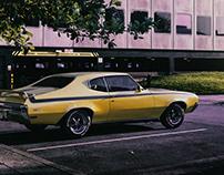 Buick GSX 70'