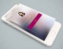 Ios Apps Design - Login Screen