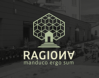 RAGIONA / Restaurant - Branding