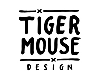 Tigermouse Design Logo