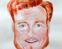 Conan portrait