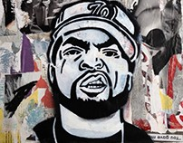 Ice Cube Death Certificate Re-Design 2016