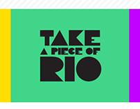 Fastrack - Rio Watch Campaign