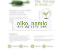 Oikonomic Energy - Ενεργειακές Εφαρμογές