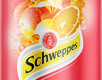 Schweppes - Concept