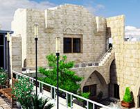 Toqan Palace Rehabilitation