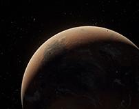 National Geographic NASA - Mars