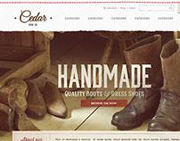 Cedar - Volusion Premium Theme