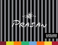 Catálogo de Productos Prasan