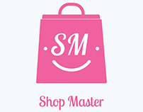 Shop Master E-Commerce Pink