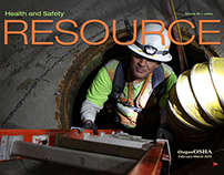 Resource - online magazine - 2015