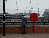 London, november days