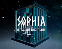 """SOPHIA"" - The Gravity Puzzle Game"