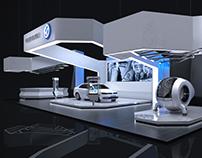 Volkswagen Stand Concept