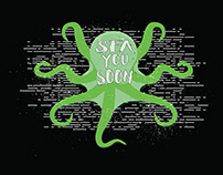 Crazy Octopus..!!!