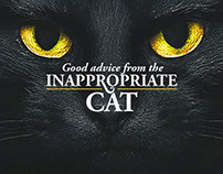 "Hopcat - ""The Inappropriate Cat"""