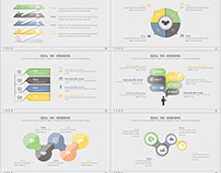 25+ business Infographics PowerPoint template