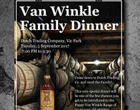 Van Winkle poster