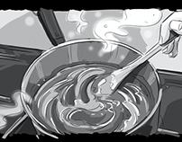 Goodys Storyboard