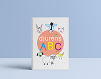 """Type specimen """"ABCastic"""" and book cover"""