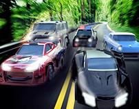 Panini Cars