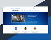 Vidromecânica - Web Design & Development