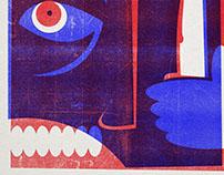 Free illustration: Gritty Teeth