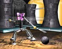 Animación robot