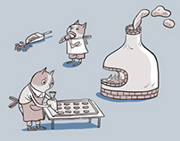 The Cat Bakers